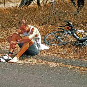 Bike Accident Tri Bike Replacement