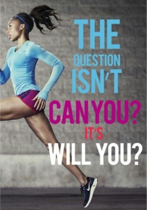 The Question....?